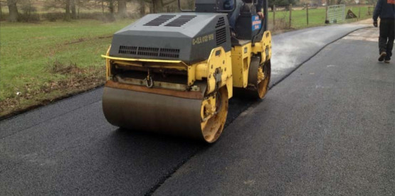 tarmac repairs Brean Down