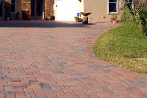 Block Paving Brean Down