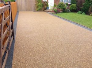 resin driveways Somerton