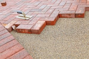 Block Paving Driveway Prices in Brean Down